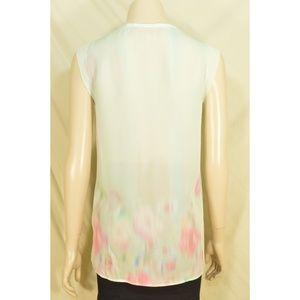 Elie Tahari Tops - Elie Tahari tops Lot of 3 sleeveless black floral,